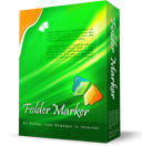 Enables you to quickly change folder color or mark folders to indicate priority (high, normal, low), project completeness level (done, half-done, planned), work status (approved, rejected, pending) and type of information stored in folder. For home use only.