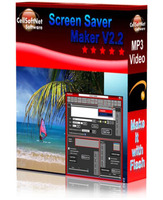 CellSoftNet Screensaver Maker discount coupon