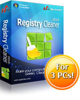 Spotmau Registry Cleaner 2010 discount coupon