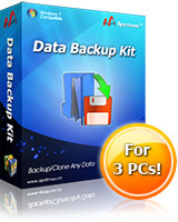 <p>Data Recovery Kit allows you backup your file, folder or even entire disk. Save your precious family memory and important business documents. It can backup to any media; backup on demand or on schedule. Smart incremental backup technology enables you to backup only when your files are changed since last backup and saves your time.</p>