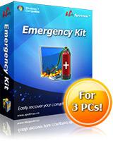 Spotmau Emergency Kit 2010 discount coupon