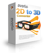 <p>DVDFab 2D to 3D Converter es robusta en la capacidad de conversión de DVD/Blu-ray/video 2D a 3D buenísimo para la reproducción de algunos 3D TV, computadora u otros dispositivos de visualización 3D compatible. Los videos 3D de salida son idénticas a las 3D real y disponible en los formatos como AVI, MP4, FLV, MKV, M2TS, TS.</p>