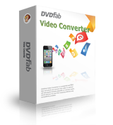 screenshot of DVDFab Video Converter