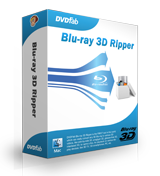 <p> 	DVDFab Blu-ray 3D Ripper, accurately the world's first Blu-ray 3D converter software, can get rid of all Blu-ray protections and freely convert Blu-ray 3D to 3D video files like AVI, MP4, WMV, MKV, M2TS and TS for playback on 3D display device.</p>