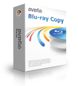 <p> 	DVDFab Blu-ray Copy backs up Blu-ray disc to BD-R or hard disk in just one or a few clicks.</p>