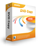 screenshot of DVDFab DVD Copy for Mac