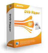 DVDFab DVD Ripper for Mac boxshot