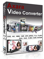 Axara Video Converter Screen shot