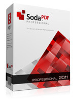 Soda PDF Professional Screen shot