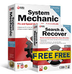 iolo System Mechanic + Search and Recover Bundle (56% OFF)