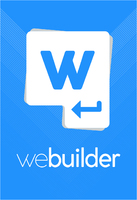 WeBuilder 2018 Personal discount coupon