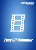 Easy GIF Animator 6 Pro 6.0 Screen shot