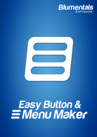 Discount code of Easy Button & Menu Maker 3 Pro,  	Easily create sophisticated drop down menus and cool buttons for your website.