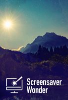Screensaver Wonder 7 discount coupon