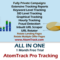 15% Discount Coupon code for AtomTrack Pro Tracking