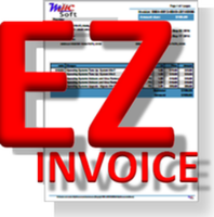 EZ web invoicer Standar Edition discount coupon