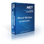 Word Writer .NET - 4 Developer License