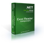 Excel Reader .NET - 4 Developer Licenses