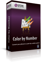 STOIK Color By Number discount coupon