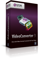 <h2>STOIK Video  Converter</h2> <p><strong>Watch movies in optimum quality on your  video player! </strong></p> <p>STOIK Video Converter Pro takes video files in any size and  format, producing clips that match your video player perfectly. With more than  275 presets, STOIK Video Converter Pro knows exactly the specs of your video  player, including its screen size, resolution, bitrate and format requirements  – all accessible in one click.</p> <p>The Free edition already delivers most of  what our paid competitors have to offer. Our Pro edition is truly unbeatable,  adding over 25 special effects and processing options.</p>