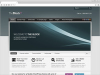 <p>The Block is designed for business and corporate websites as well as for portfolio, blog and landing page.</p>