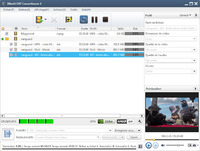 <p>Xilisoft DAT Converter has all the capabilities to accomplish your wish of  playing DAT files on MP4 players, Windows media players or 3GP mobile phones, or  uploading them to YouTube. With this DAT converter, you can convert DAT video  files to AVI, DivX, MP4, MPEG4/H.264, WMV, 3GP, FLV and such video formats, and  also convert VOB/MPEG/MPG to these video formats, as well as extract movie music  or dialog from DAT video files to M4A/MP3 music.</p>