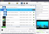 <p> 	Xilisoft iPad Video Converter for Mac makes your iPad a powerful container for your favored movies and music with great capability to convert any video/audio format including high-definition [HD] videos to iPad H.264 HD or H.264/MPEG4 videos. What's more, Xilisoft iPad Video Converter for Mac also has the functions of extracting audios from videos and converting them to iPad audio formats, as well as converting audio formats to iPad music.</p>