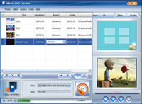 <p>It is fast and powerful DVD maker. It can burn DVD movies from all popular video formats such as burn AVI to DVD, WMV, DivX, Xvid, MPEG to DVD movie. The DVD Creator supports DVD menu, also convert AVI to DVD, MPEG to DVD, VOB, ISO files etc.</p>
