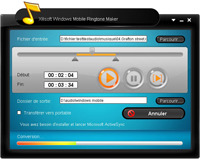 Xilisoft Windows Mobile Sonnerie Créateur discount coupon