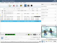 <p>Ever stuck somewhere that you wish you could watch movies or videos on your  mobile phone? With Xilisoft DVD to 3GP Converter, you can rip and convert DVD to  3GP format that is supported by most mobile phone brands like Nokia, Sony  Ericsson, Motorola, Blackberry, and Samsung, as well as convert DVD to other  formats such as AVI, MP4, MPEG-4, WAV, MP3, AAC and M4A. You can also enjoy your  converted videos in popular multimedia devices like iPod, iPhone or PSP.</p>