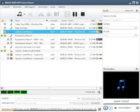 <p>Xilisoft WMA MP3 Converter kann konvertieren, MP4, M4A, MP2, AVI, MPEG, ASF, WMV, WAV, MP3, WMA, OGG, AAC, FLAC, APE, VQF usw audio und video Formate in gängigen audio-Formaten MP3, WMA und MP2 mit freundliches Interface und viele nützliche Funktionen.</p>