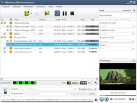 <p>Specially designed for Zune player, Xilisoft Zune Video Converter allows you to  convert almost all video and audio formats to Zune supported formats such as  MP4, WMV, AAC, MP3, WMA, M4A, etc.</p>
