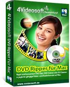 4Videosoft DVD Ripper für Mac coupon