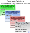 Southside Solutions Word of the Day X Standard Edition discount coupon