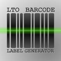 LTO Barcode Label Generator coupon