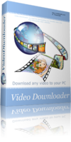 <p><strong>Video downloader</strong> will help you to download any video from the Internet and convert it to any desired format. Probably you'd like to put YouTube video on your iPod to show you family and friends? Maybe you'd like to burn dvd to watch with friends, or maybe you want to watch videos on your computer without annoying buffering? With YouTube downloader you can share and enjoy your videos anytime and anywhere.</p>