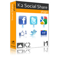 Click to view K2 Social Share / 1 month subscription screenshots