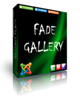 Fade Gallery LOGO FREE for Joomla 1.5 Screen shot