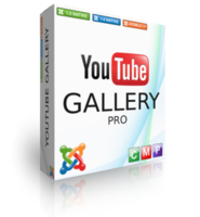 Youtube Gallery LOGO FREE for Joomla 1.5 Screen shot