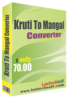 Kruti to Mangal Converter discount coupon