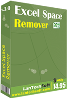 Excel Space Remover discount coupon