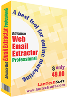 Advance Web Email Extractor discount coupon