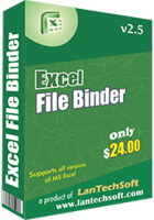 Excel File Binder discount coupon