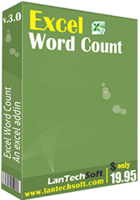 Excel Word Count coupon code