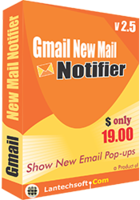 Gmail New Mail Notifier discount coupon