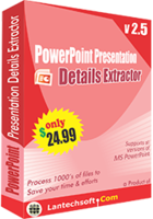 PowerPoint Presentation Details Extractor discount coupon