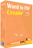 Word To PDF Convertor discount coupon
