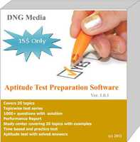 Aptitude Test Preparation Software discount coupon
