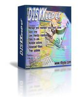 <p> DISKKeeper is a software program that allows the users to manage more effective their hard drive space on a Windows platform. With a simple, intuitive interface and plenty of usefully features makes the drives management a lot easier. Also the users have access to some advanced options witch allows the users to customize some applications parameters in order for the application to adapt their needs.</p>