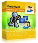 Discount code of Employee Desktop Live Viewer -  10 User License Pack